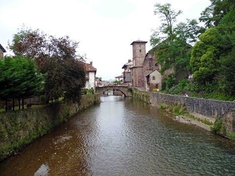 Saint jean pied de port youtube - How to get to saint jean pied de port ...