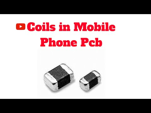 Inductors (Coils) for Mobile Phone (Part-1)
