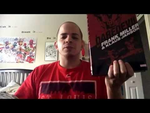 Must read Daredevil comics.