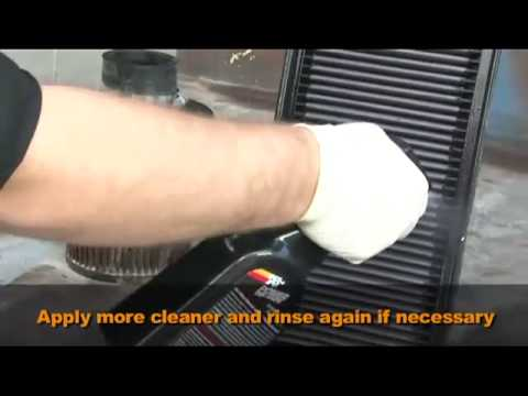 Tech Tip: How to Clean and Re-oil your K&N Air Filter