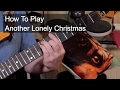 watch he video of 'Another Lonely Christmas' Prince Guitar Lesson
