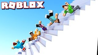 Roblox Adventures - HILARIOUS RAGDOLL PHYSICS IN ROBLOX! (Escopeta Ragdoll)
