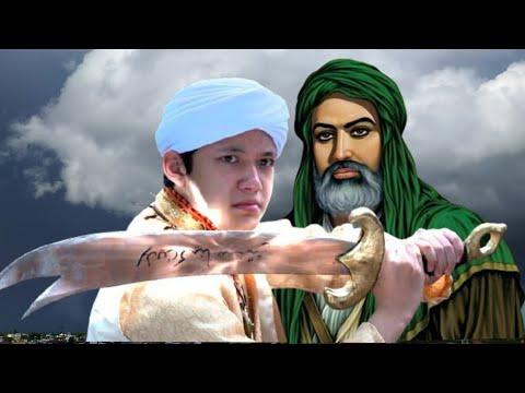 Kian Santang Vs Sayyidina Ali R.a
