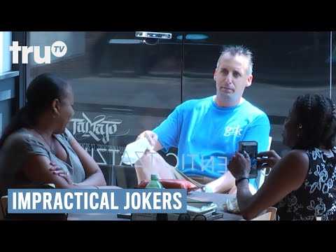 Impractical Jokers - Where Does This Chair Go? | truTV