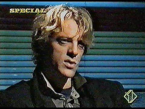 Stewart Copeland - Deejay Television Interwiev 1987