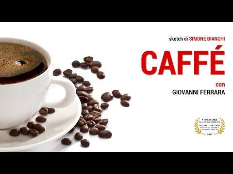 CAFFÉ (sketch) di Simone Bianchi