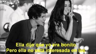 I found a girl - The Vamps(Subtitulada al Español)Camren versión