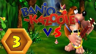 Banjo Kazooie VS Part 3: Self-terminate