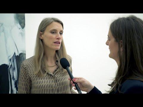 Interview with Hanna Schouwink in the exhibition 'Marlene Dumas'