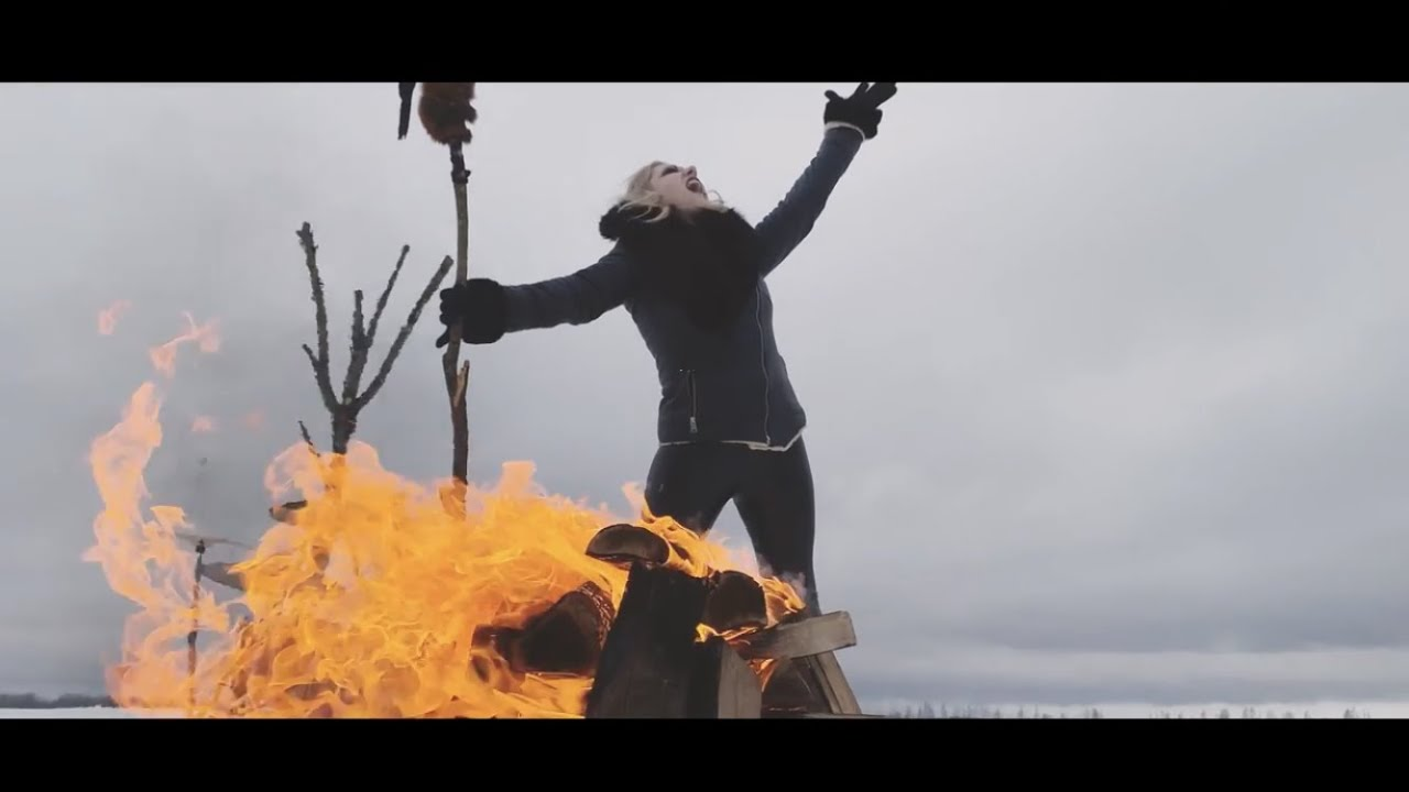 """Brand new video """"Immigrant Song"""" is out!"""