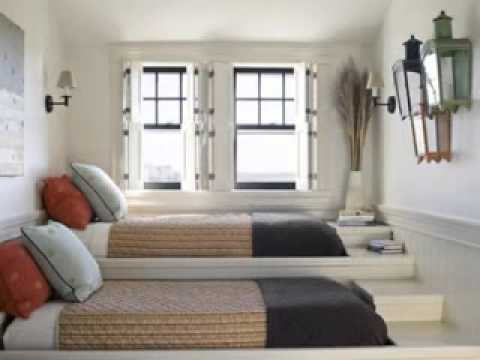Diy cape cod bedroom design decorating ideas youtube for Cape cod decor