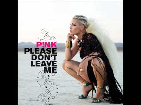 P!nk - Please Don't Leave Me (Aleko's Club Mix)