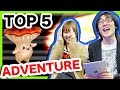 Top 5 GAMES in JAPAN! - iOS Adventure Top Chart [FREE]