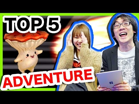 Top Games In Japan