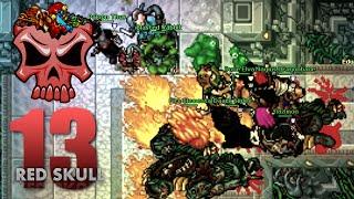 RED SKULL VACILÃO #13