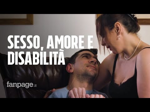 Anna, the first sexual assistant for the disabled in Italy: 'This is how I teach intimacy'