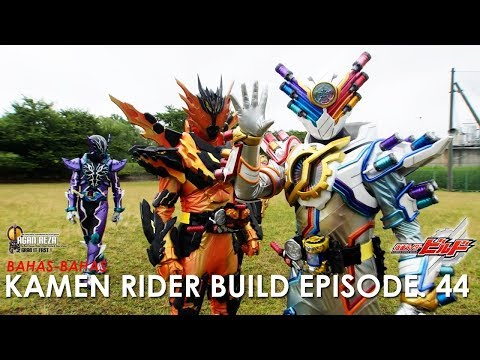 EVOL BERHASIL DIKALAHKAN ? DUNIA KEMBALI DAMAI ?   Kamen Rider Build Episode.44 [Indonesia]
