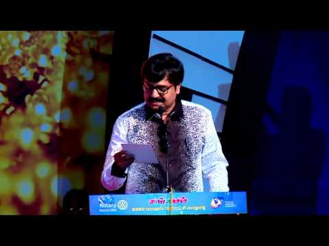Sangaman 2017 - Rotary District 2982 - District Conference - Actor Vivek (HD Video)