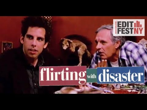 "Editor Christopher Tellefsen, ACE Discusses Cutting Comedy as Seen in ""Flirting with Disaster"""