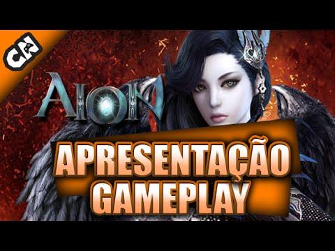 AION – APRESENTAÇÃO E GAMEPLAY – MMORPG GRATIS