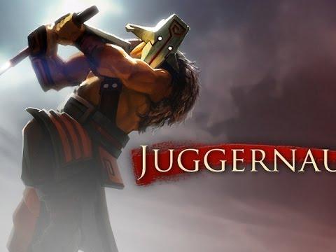 видео: dota 2 guide jaggernaut - Гайд на Джагера