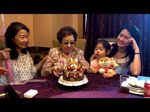 Mother's Day Surprise in Taiwan