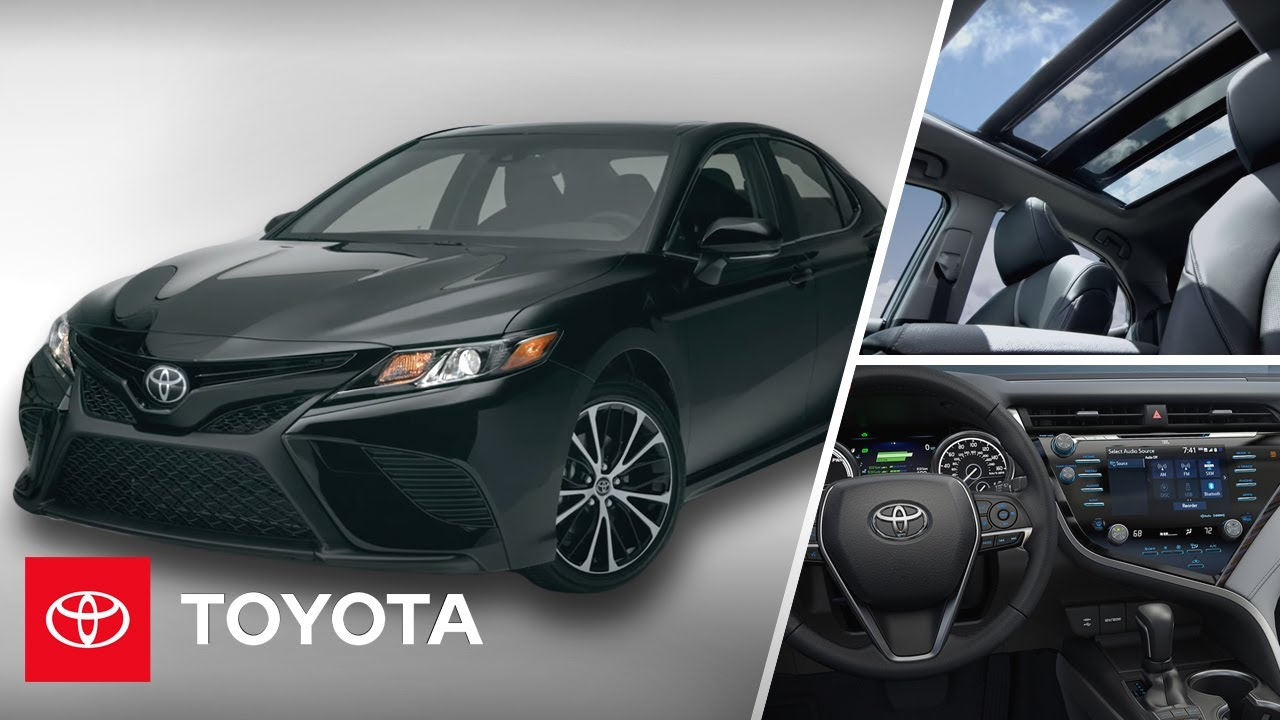 2020 Camry Specs Overview: Technology, Safety and More | Toyota