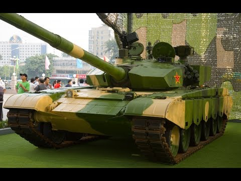 China Is Developing a New Super Tank to Take on India in a War