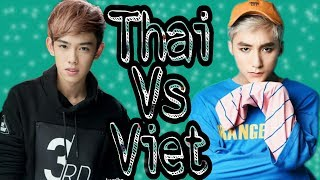 T-Pop🇹🇭vs V-Pop🇻🇳(2013-2017) [HD] Which do you like best?