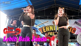 DUO GOBAS Bersama YENNI MUSIC Live Perform Bangka Belitung