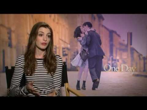 Anne Hathaway and Jim Sturgess Interview for ONE DAY