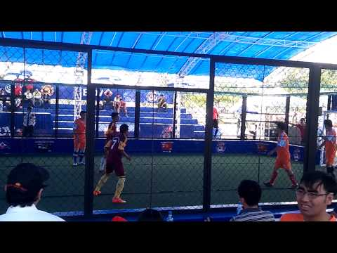 MINH TAN FC-AE nha SangSuSu vs Thuc 7 le thi dau bong da duong pho BIDV CUP -2014 (PART 1)