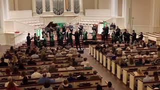 Ubi caritas (Maurice Duruflé) — Baylor Chamber Singers