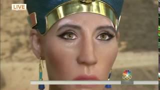 بي_بي_سي_تريندينغ| الملكة #نفرتيتي وحقيقة بشرتها بيضاء  #مصر