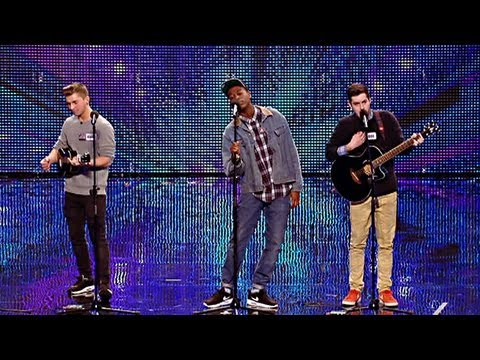 Loveable Rogues Perform Lovesick - Britain's Got Talent 2012 Audition - Preview
