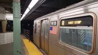 A little Forest Hills-71st Avenue (IND Queens Boulevard Line) Action!