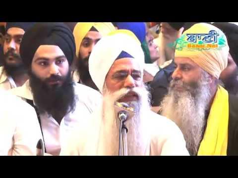 Giani-Gurdev-Singhji-Australia-Wale-At-G-Sis-Ganj-Sahib-On-25june2016