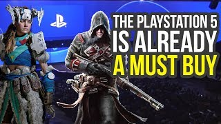 PlayStation 5 Is Already A Must Buy - Amazing PS5 Games We Can Expect Around Launch (PS 5)