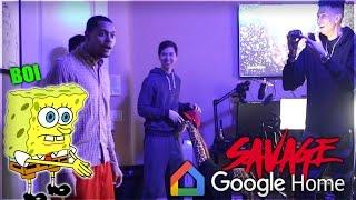 Google Home: Show Off