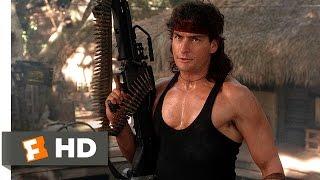 Hot Shots! Part Deux (4/5) Movie CLIP - Bloodiest Movie Ever (1993) HD