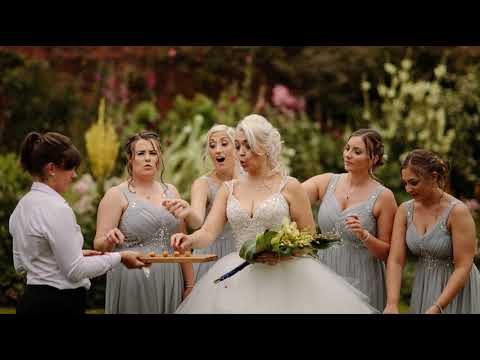 Nixie and Daniel : Goldstone Hall Wedding