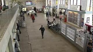 На вокзале Ярославля можно купить железнодорожные билеты в Европу