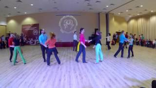 """Russian Open WCS 2015 Formation """"Swing Street"""""""