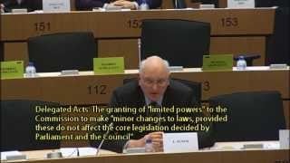 Considerable mutiny among MEPs against Commission