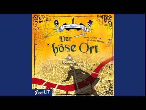 Der böse Ort (Peter Grant 4) YouTube Hörbuch Trailer auf Deutsch