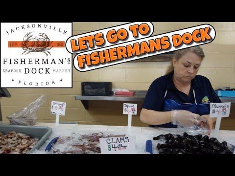 Fish Market Orange Park Florida Fishermans Dock