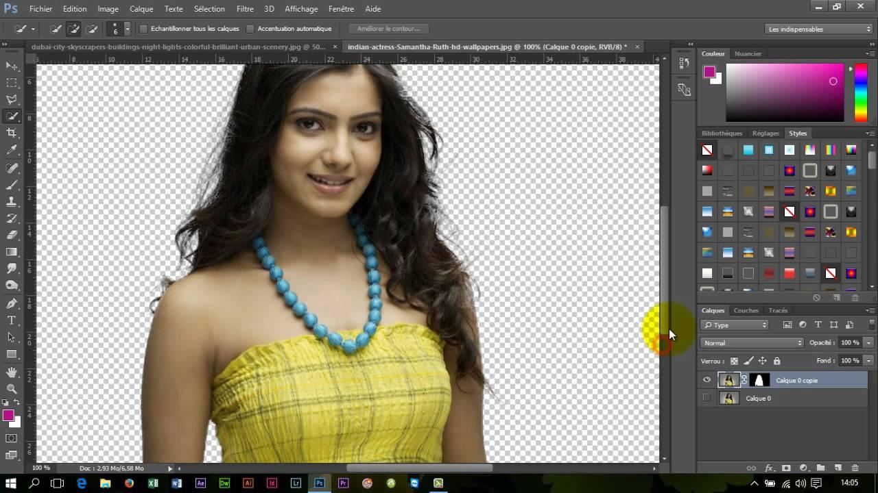 Comment retoucher une photo avec paint.net