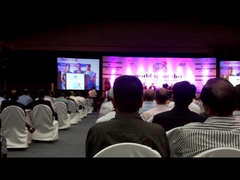Bangalore Space Expo 2012 - Opening