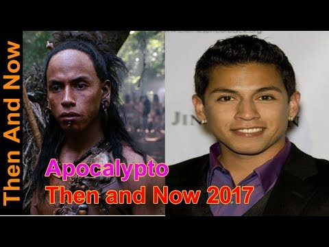 Apocalypto Then and Now 2018
