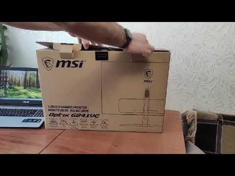 Монітор 23.6 MSI Optix G241VC